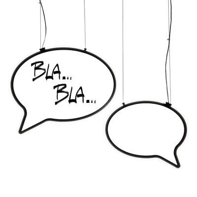 Mogg BLA BLA |lampada a sospensione|