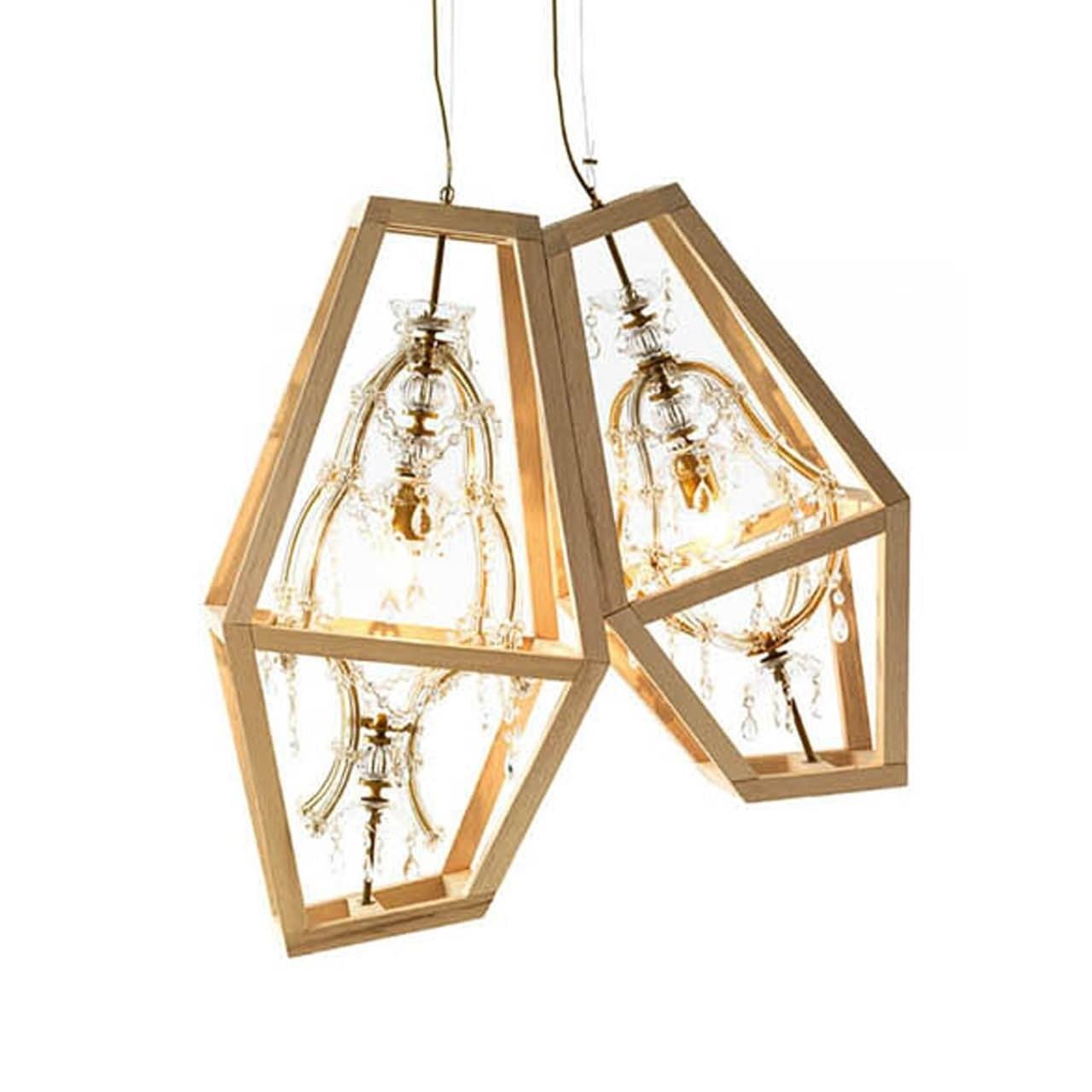 Mogg CRYSTAL |lampada a sospensione|