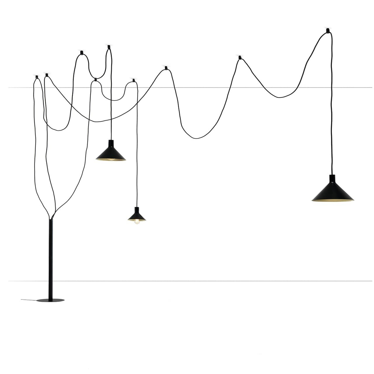 Mogg CERBERINA |lampada da terra|