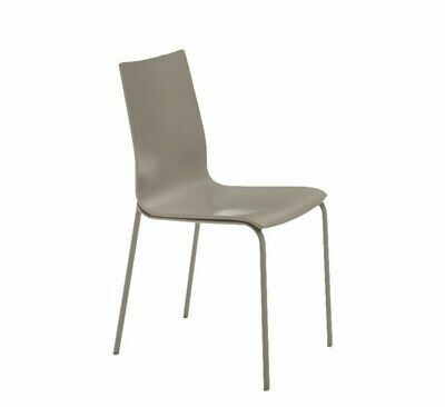 Bontempi ALFA |sedia| struttura acciaio