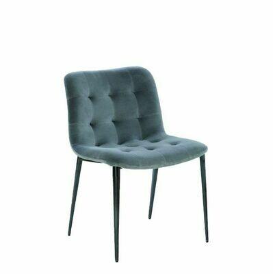 Bontempi KUGA |sedia| struttura acciaio