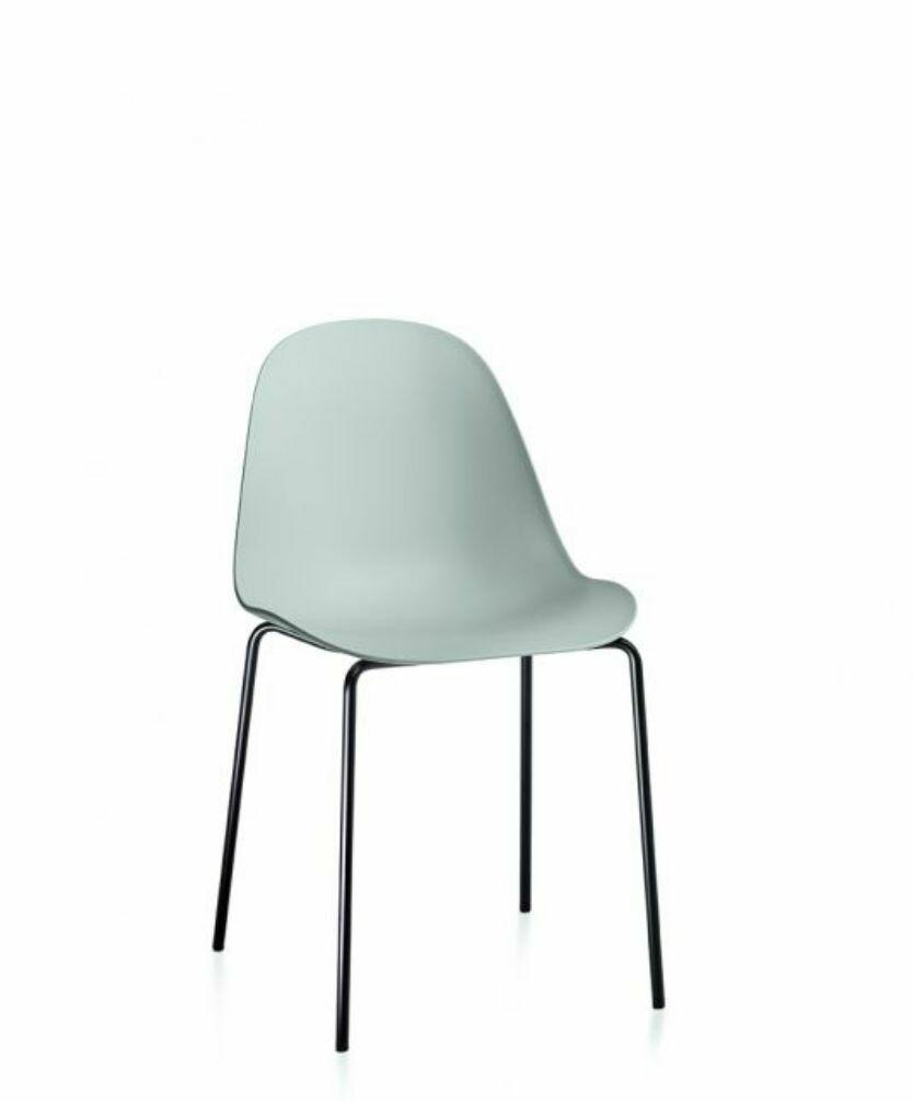 Bontempi MOOD |sedia| struttura acciaio