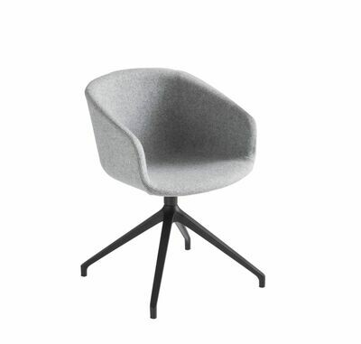 Gaber BASKET Chair U imbottita |poltroncina|