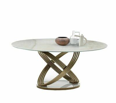 Bontempi FUSION Rotondo |tavolo fisso|