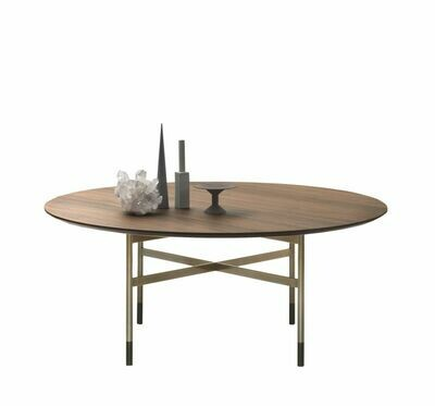 Bontempi GLAMOUR Rotondo |tavolo fisso|