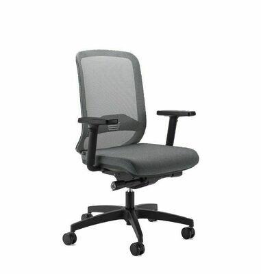 Milani BALI operativa con sedile in schiumato  |poltrona ufficio|