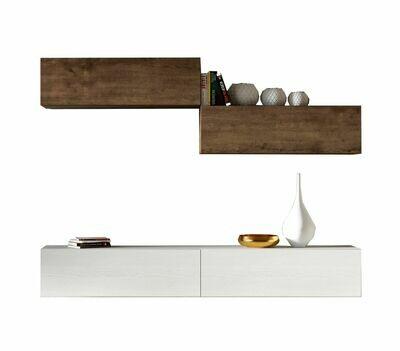 Itamoby ISOKA A02 |parete soggiorno|