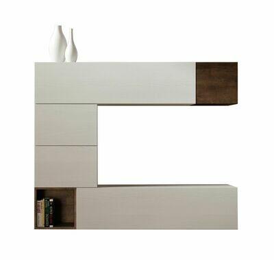 Itamoby ISOKA A11 |parete soggiorno|
