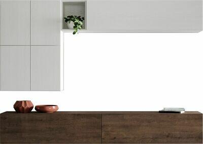 Itamoby ISOKA A16 |parete soggiorno|