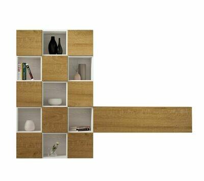 Itamoby ISOKA A101 |parete soggiorno|