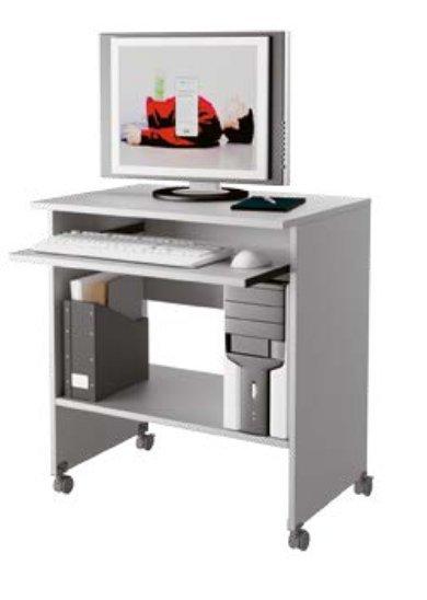 media Destino fiamma  Linekit WitOffice PORTA PC  scrivania