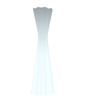 Plust FROZEN LAMP |lampada da terra| - scopri l'EXTRA SCONTO!
