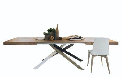 Friulsedie BOSTON |tavolo fisso - allungabile|