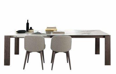 Friulsedie MADISON |tavolo allungabile|