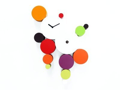 Progetti CUCUBALL |orologio|