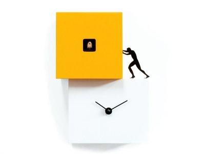 Progetti STRONG CUCÙ 1  orologio 