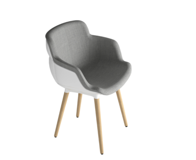 Gaber CHOPPY Sleek BL/BP |poltroncina|