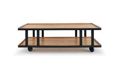 Atipico HUTCH |tavolino mobile|