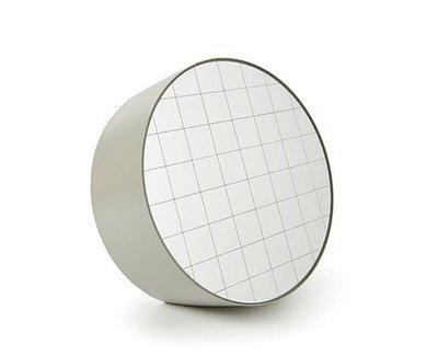 Atipico CENTIMETRI |specchio da tavolo|