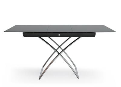 Connubia MAGIC J Glass CB/5041-G  tavolino regolabile 