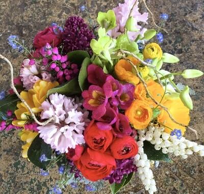 Fresh Seasonal Blooms Bouquet