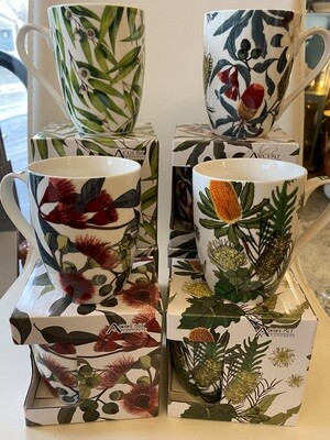 Native Flora Mug