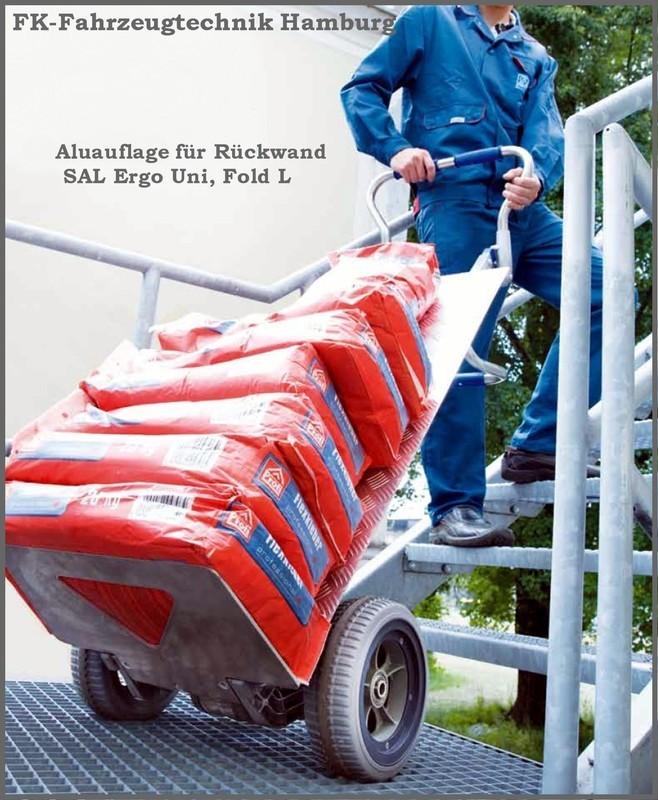 Sano Liftkar SAL Alu Auflageplatte für Beton,Mörtel, Kleine Fliesen usw. NEU TOP