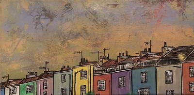 Hotwells Houses - large print
