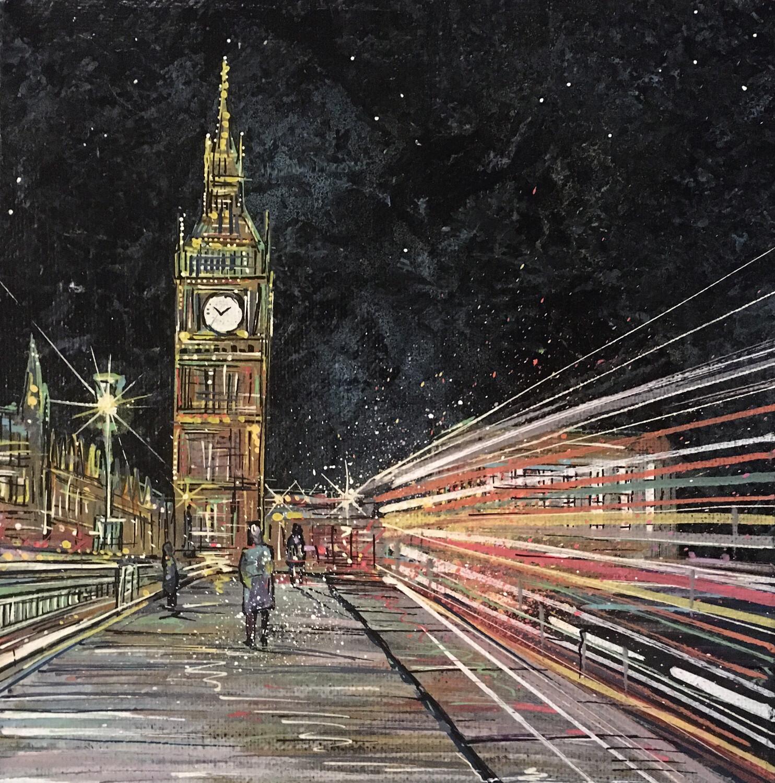 London - Mini Canvas