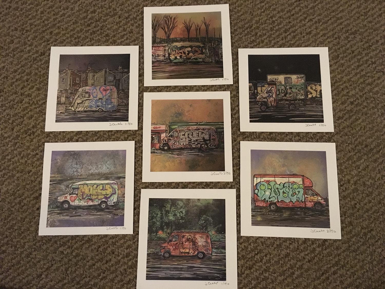 Vans - Mini Print Pack