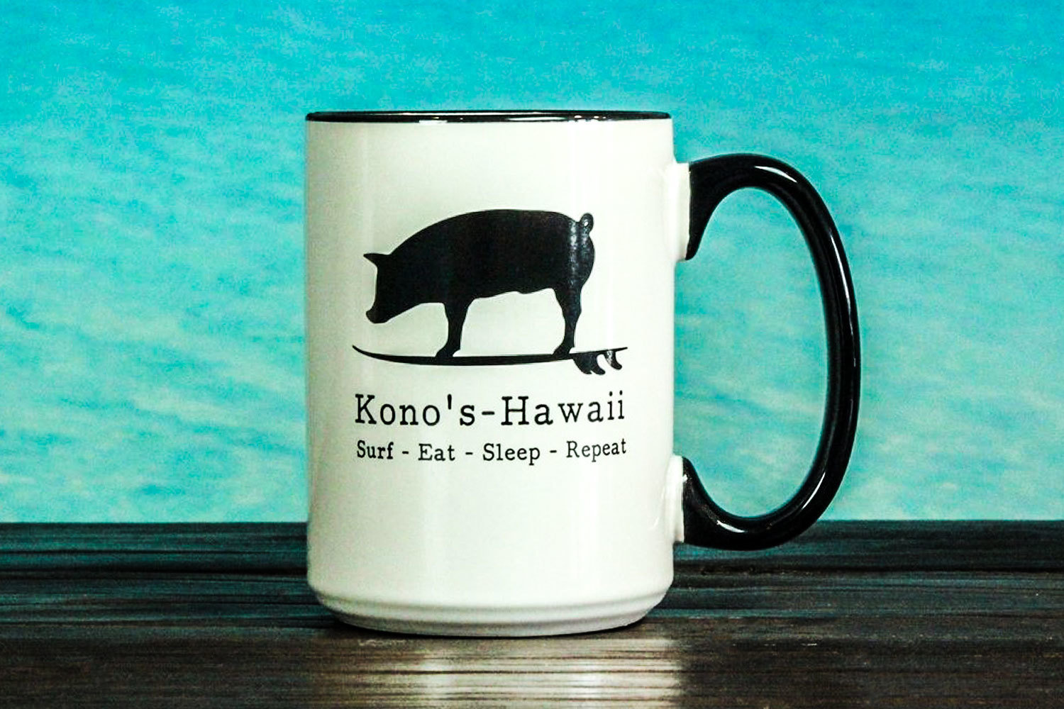 KONO'S SMALL COFFEE MUG