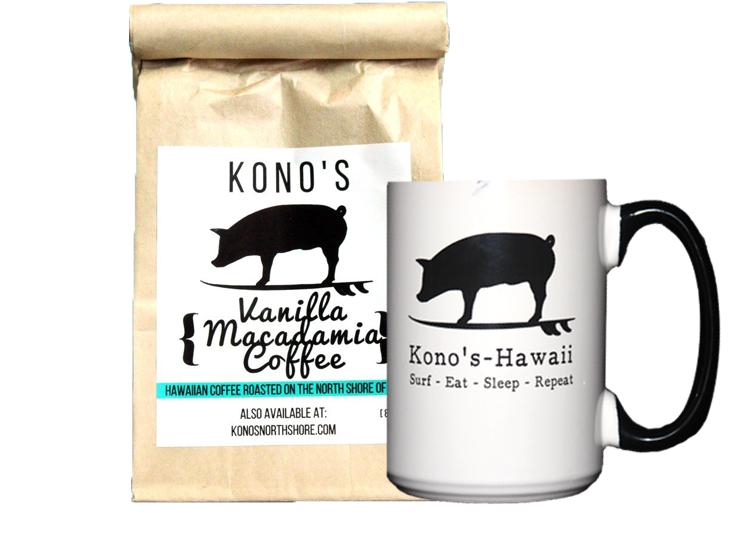 Vanilla Macadamia Coffee & Small Mug Bundle