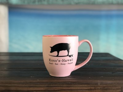KONO'S SURPRISE COFFEE MUG (MULTIPLE COLORS AVAILABLE)