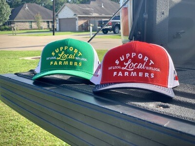 Local Farmer Hat