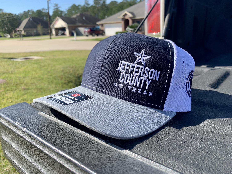 2021 Jefferson County Go Texan Hat
