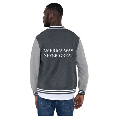 AWNG - Letterman Jacket