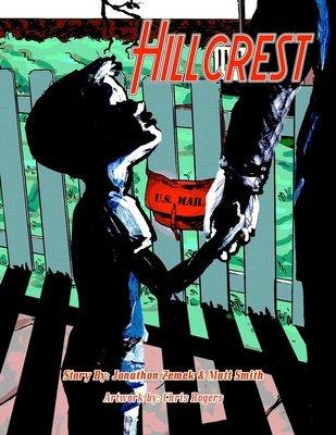 Hillcrest Comic Book & CD