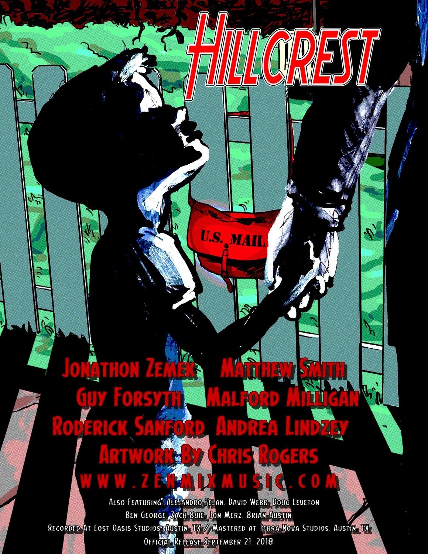 Official Hillcrest Album Poster
