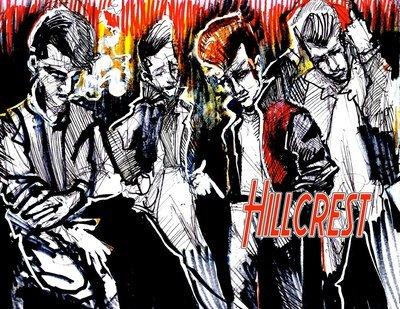 Hillcrest - Greaser Poster