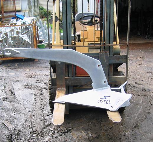Sarca Excel Galvanized Steel Anchor