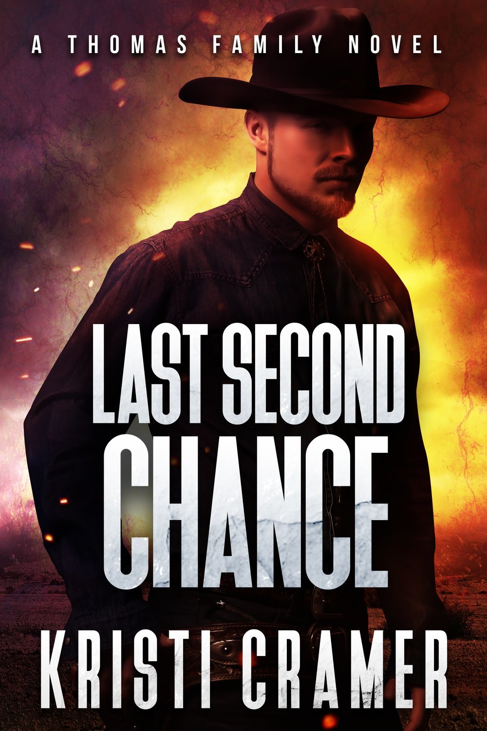 Last Second Chance: A Thomas Family Novel (#2)