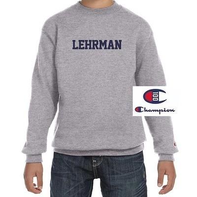 Youth & Adult Crewneck Sweatshirt