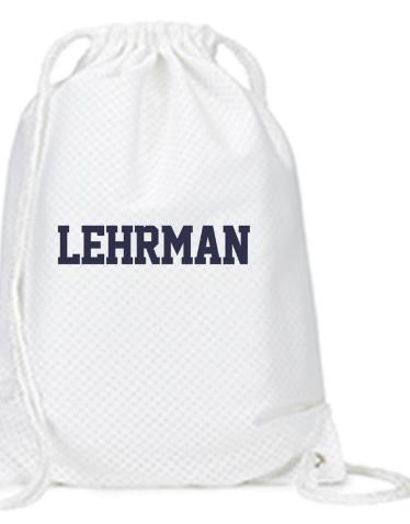 White Mesh Bag