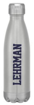Lehrman Stainless Steel Water Bottle