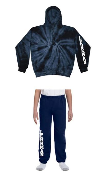 Sweatpants/Sweatshirt Set
