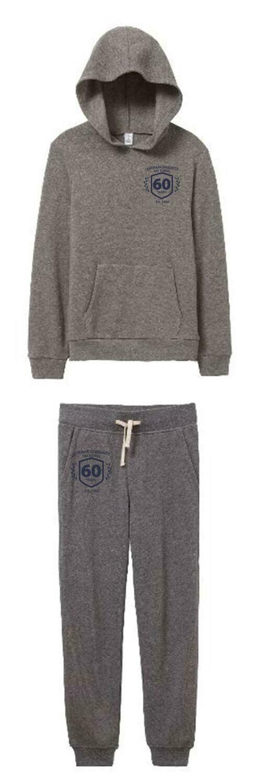 60th Anniversary American Apparel Limited Edition Loungewear Set