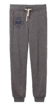60th Anniversary American Apparel Grey Joggers