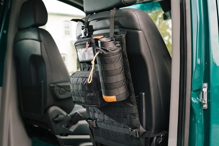 Blue Ridge Overland Gear - MOLLE SEAT BACK PANEL - 14 X 20