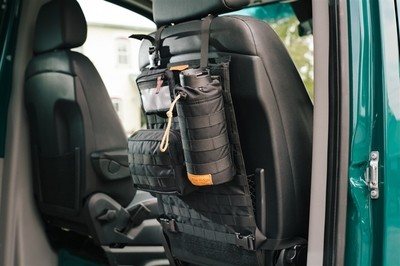 Blue Ridge Overland Gear - MOLLE SEAT BACK PANEL - 14 X 20