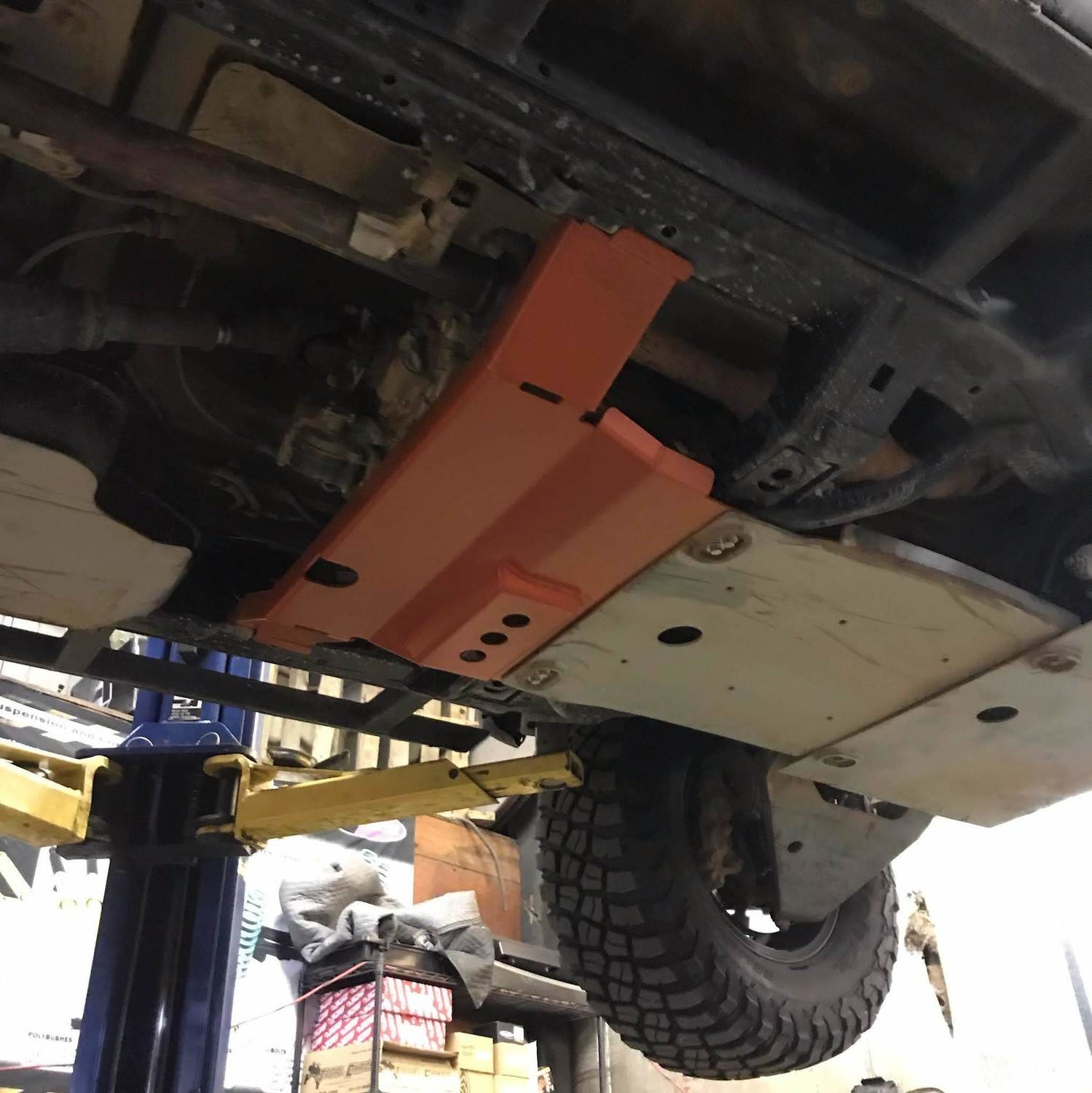 LFD Offroad - Transfer Case Skid - 4Runner (2010+)